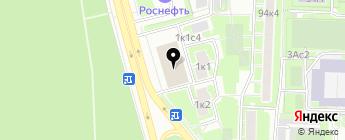 Рег Авто на карте Москвы