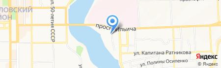 Urban style на карте Донецка