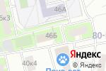 Схема проезда до компании Валеон групп в Москве