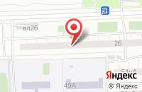 Схема проезда до компании Алеко в Москве