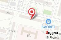 Схема проезда до компании Вельформ в Москве