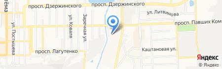 Эра HD TV на карте Донецка
