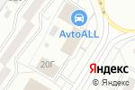 Схема проезда до компании Камуфляж в Москве