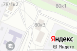 Схема проезда до компании АЛЕШНЯ И ПАРТНЕРЫ в Москве