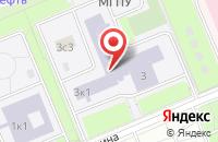 Схема проезда до компании Промышленно-Коммерческая Компания «Новисо» в Москве