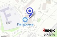 Схема проезда до компании МЕБЕЛЬНЫЙ МАГАЗИН ОЛЬГА в Москве