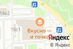 Схема проезда до компании Мастерлинз в Москве