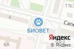 Схема проезда до компании МастерОптик в Москве