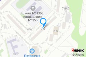 Комната в двухкомнатной квартире в Москве Ферганский пр., 7к3