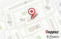 Схема проезда до компании Копия Принт в Москве