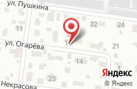 Схема проезда до компании Автономная Некоммерческая Организация Институт Ведической Философии в Москве