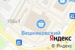 Схема проезда до компании Мастерская по изготовлению ключей и ремонту обуви в Москве