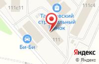 Схема проезда до компании Лепной дом в Черкизово