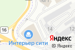 Схема проезда до компании Ударник в Дзержинском