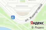 Схема проезда до компании СКС Гараж в Москве