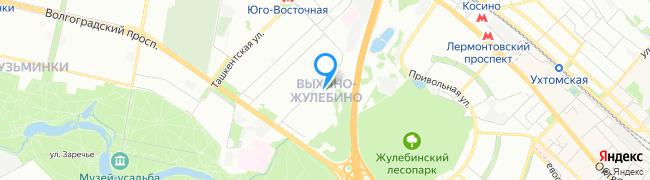район Выхино-Жулебино