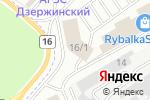 Схема проезда до компании Vikalex в Дзержинском