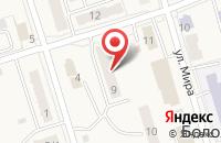 Схема проезда до компании Успех в Болохово