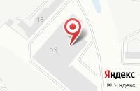 Схема проезда до компании ИСТ Декор в Дзержинском