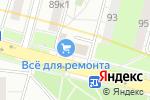 Схема проезда до компании Магазин отделочных и строительных материалов в Москве