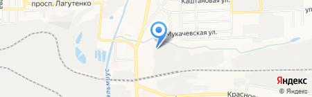 ВДР-ГРУПП на карте Донецка