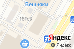 Схема проезда до компании Alessandro Frenza в Москве