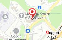 Схема проезда до компании СОЛЕКС в Старом Осколе