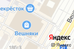 Схема проезда до компании Магазин ювелирных изделий в Москве