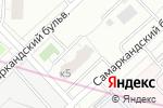 Схема проезда до компании Hyperlook в Москве