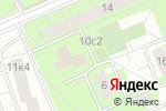 Схема проезда до компании Ас в Москве