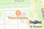 Схема проезда до компании Ваша в Москве
