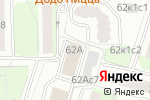 Схема проезда до компании Специалист 05 в Москве