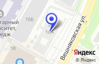 Схема проезда до компании КИНОТЕАТР ЭНТУЗИАСТ в Москве