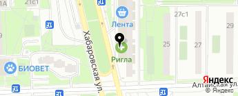 Страховая компания на карте Москвы