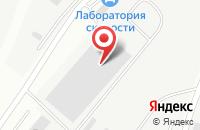 Схема проезда до компании Лаборатория Скорости в Дзержинском