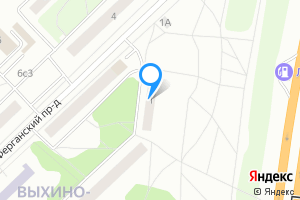 Сдается двухкомнатная квартира в Москве Ферганский пр., 1