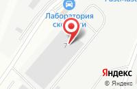 Схема проезда до компании Магазин автотоваров в Дзержинском