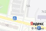 Схема проезда до компании Автостоянка №427 в Москве