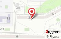 Схема проезда до компании Статус Принт в Москве