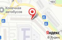 Схема проезда до компании Капитэль в Москве