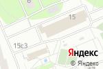 Схема проезда до компании Ассоль в Москве