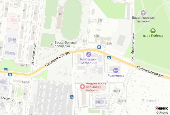 жилой комплекс Лермонтова 10