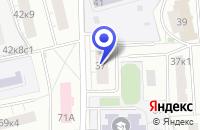 Схема проезда до компании ИНТЕРКОМ-HTL в Москве