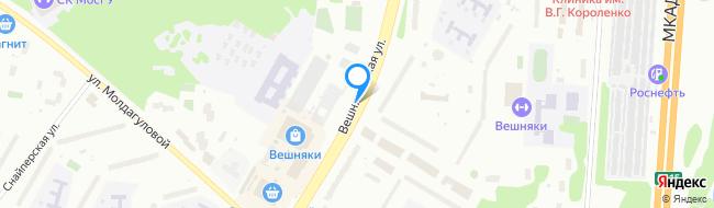 Вешняковская улица