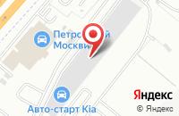 Схема проезда до компании Лайн-Про в Дзержинском