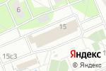 Схема проезда до компании ТикТак в Москве