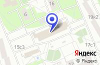 Схема проезда до компании АВТОСЕРВИСНОЕ ПРЕДПРИЯТИЕ АГ-МОТОРС в Москве