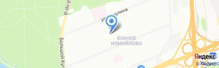 Аршин на карте Москвы