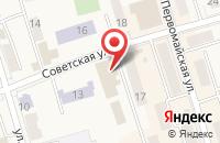Схема проезда до компании Мицар в Болохово