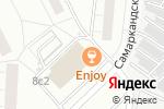 Схема проезда до компании Таверна в Москве